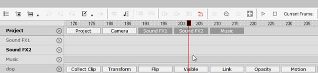 how to add more sound effects in cta3