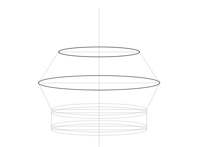 turn lines into ellipses