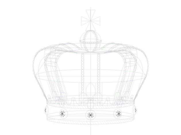 diamind octagonal plane