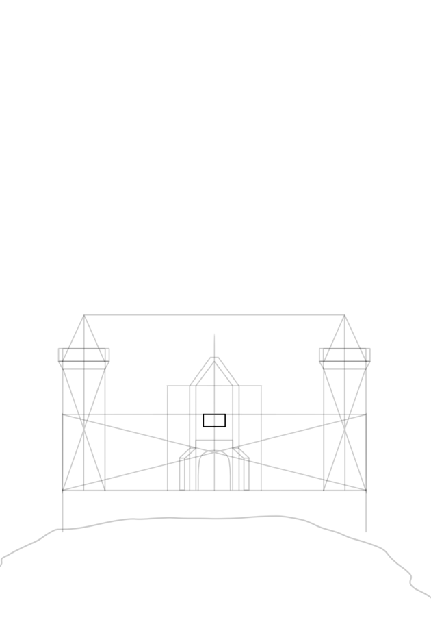 balcony sketch