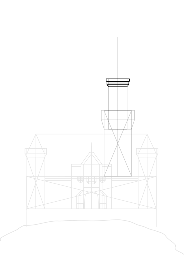 extend the top of the tower