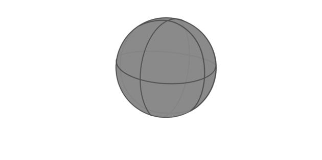 cranium as sphere