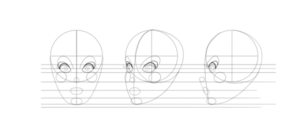 draw full eyelids