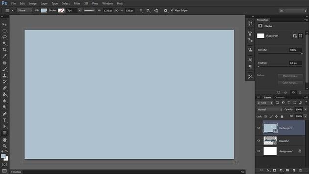 add 3d background