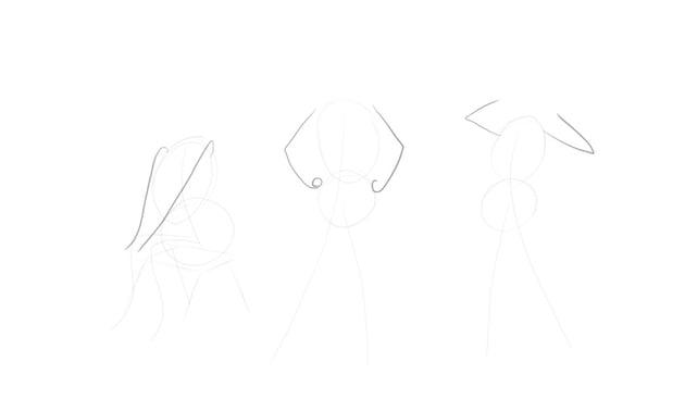 sketch arms