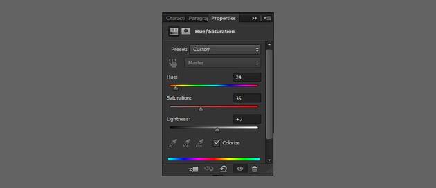change colors f glow
