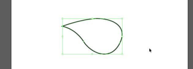 draw vector eaf