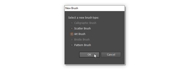new art brush