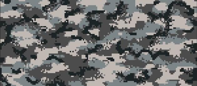 make the grey splotches moe detailed