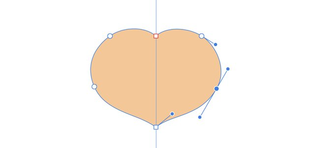 node tool convert shape to curves from context toolbar