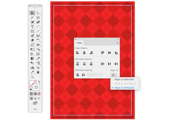 background pattern align set border stroke flyer within border