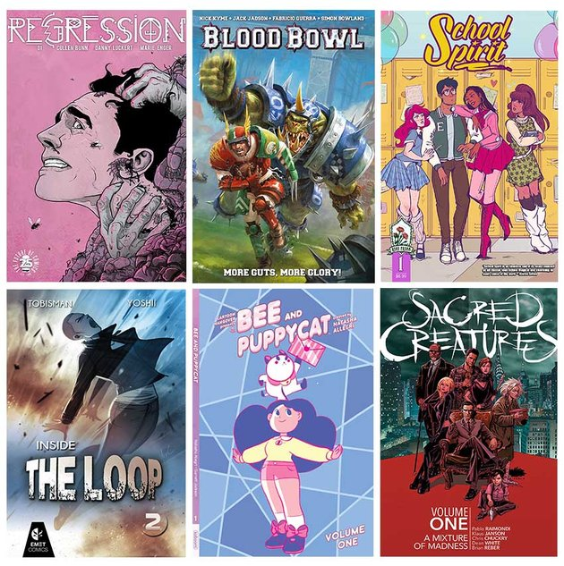 Design tips to choosing comic title and design