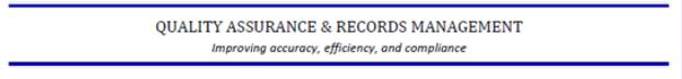 Resume example header