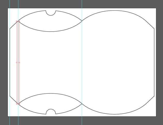 line segment tool