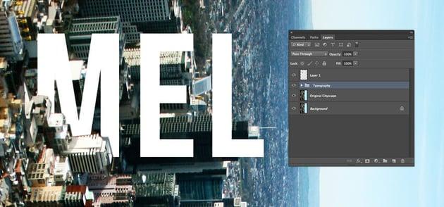 typography folder