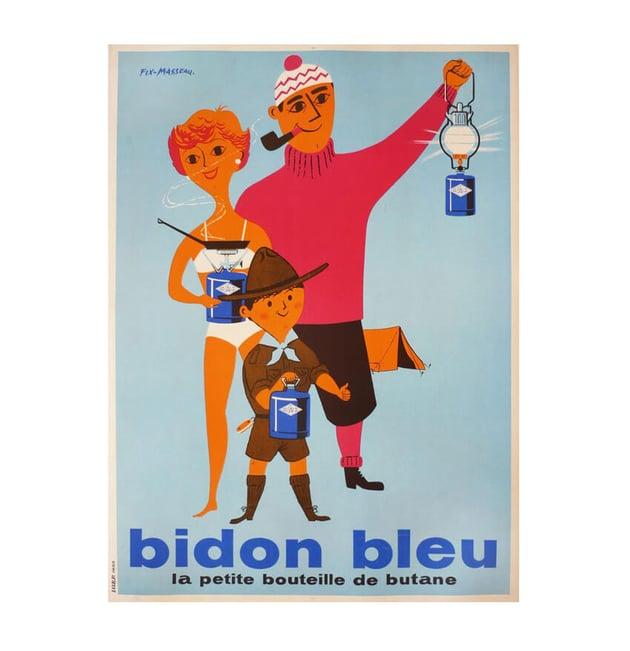 bidon poster
