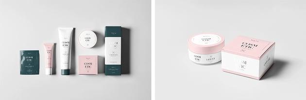 cosmetics branding