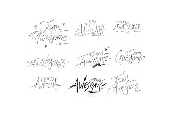 team awesome sketches