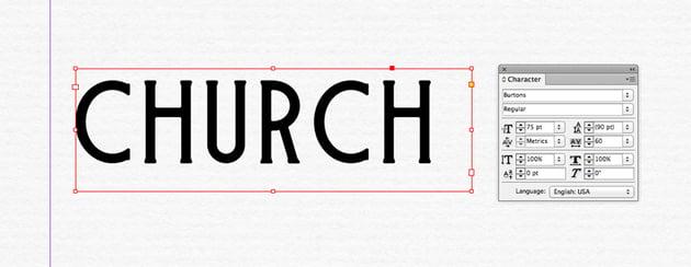 church text