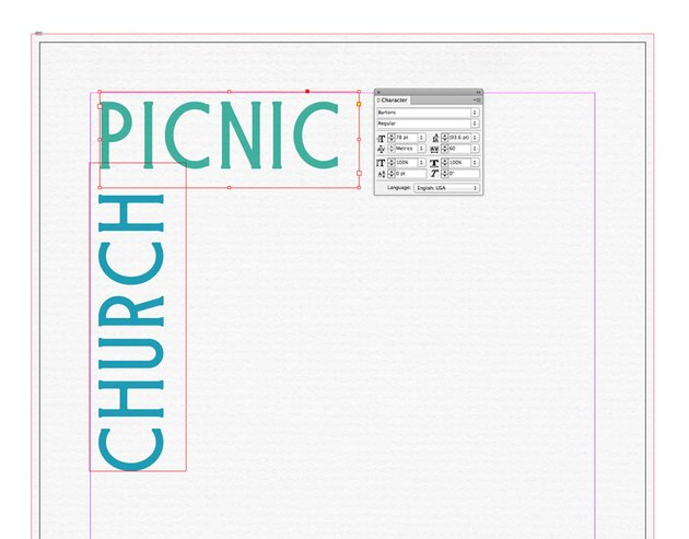 picnic text