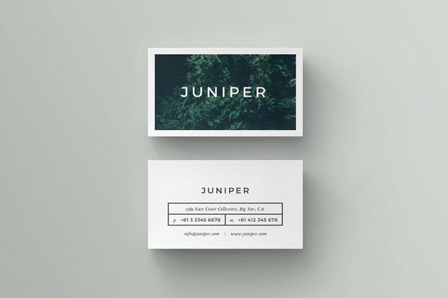 juniper card