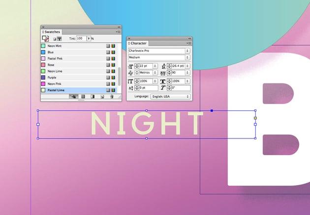 night text