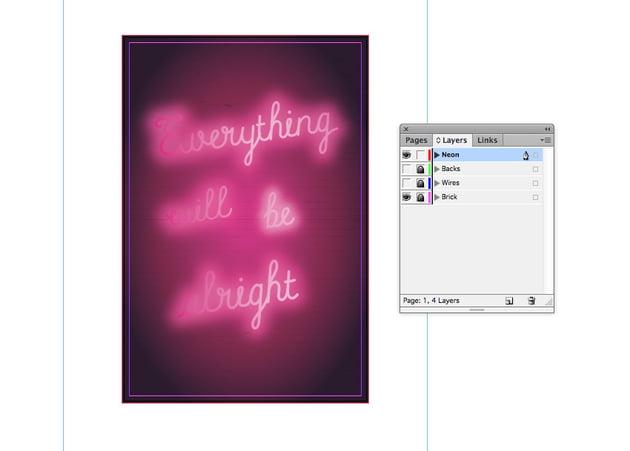 neon layer