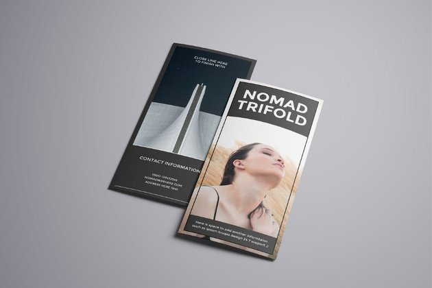 nomad trifold