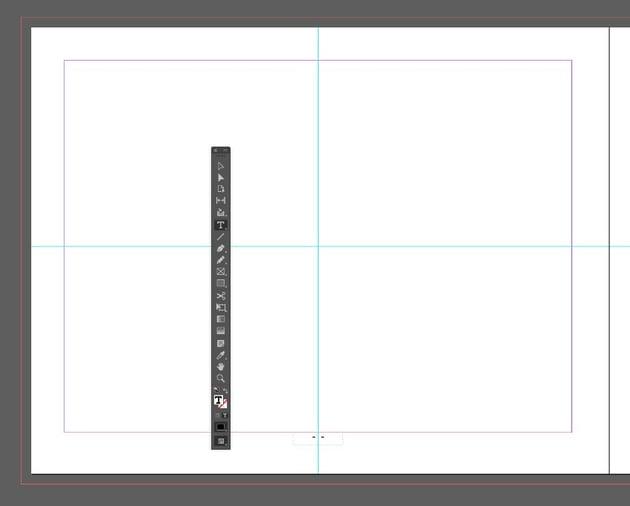 type tool text frame