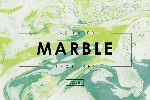 Ink Paper Marble Texture Background Design