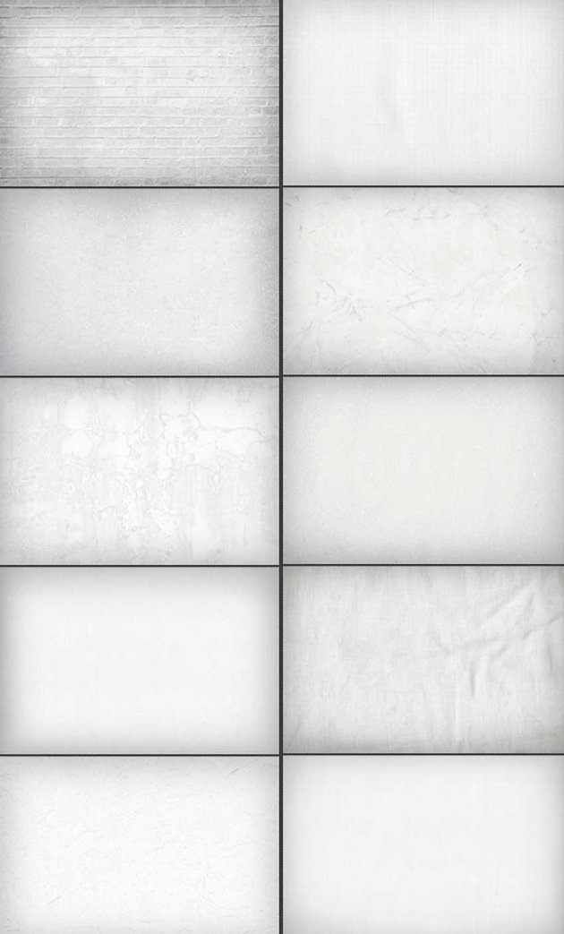White Background with Design Bundle