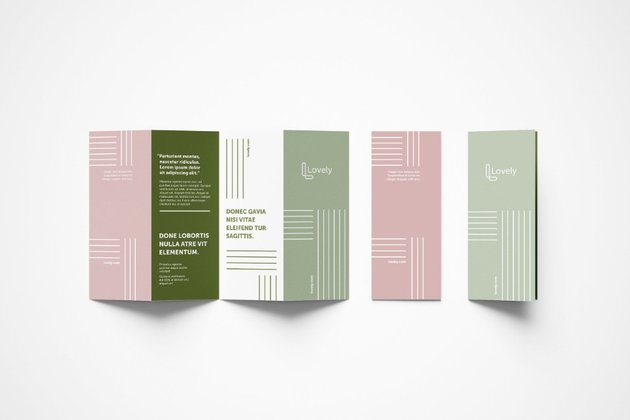 tactile brochure