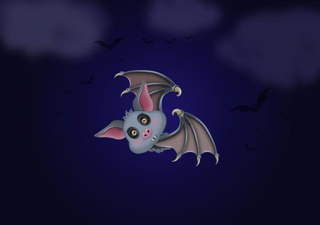 bat character final image