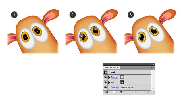 how to draw the pupils and sparkles on reindeers eyes