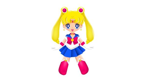 final Sailor Moon character