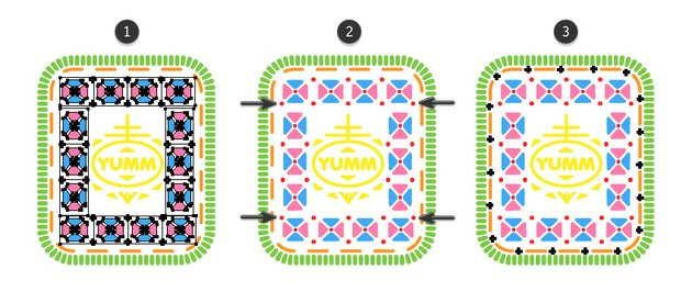 how to adjust Oreo design