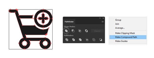 final plus sign purchase icon design