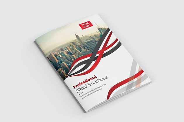 third brochure template recommendation from Envato Elements