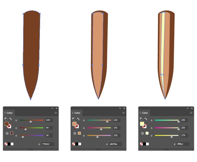 how to create a bullet in Adobe Illustrator