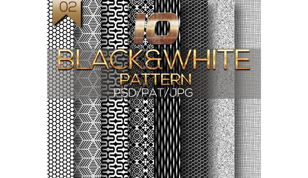 10 Pattern Vol 002