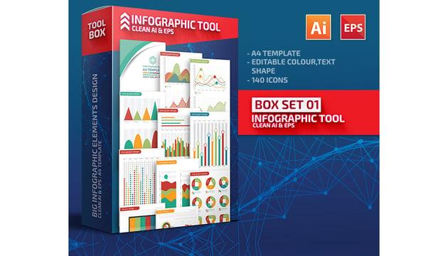 Box Set 01 Infographic Tools Design