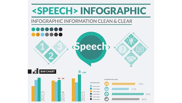 Speech Infographic