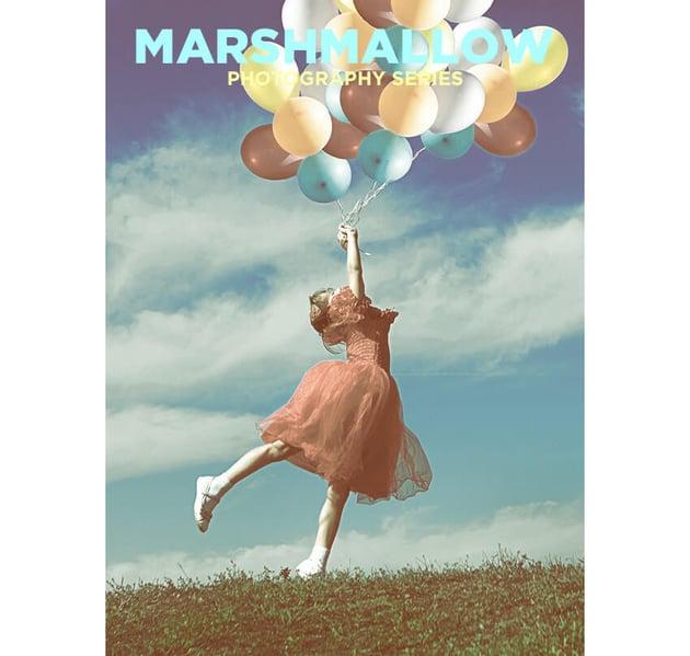 Marshmallow - Photoshop Action