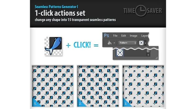Seamless Patterns Generator I