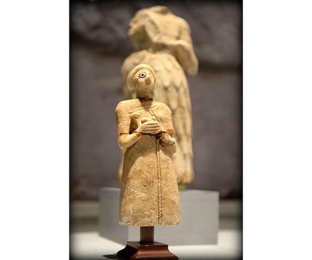 Sumerian Worshipper