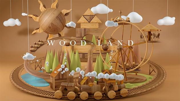 WOOD-LAND