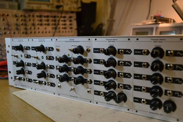Fonitronik Rack