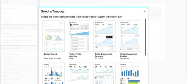 analytics in Hootsuite