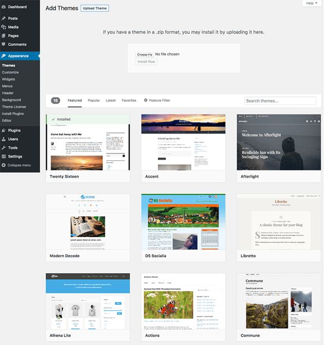 Install the Point Finder WordPress Directory Theme