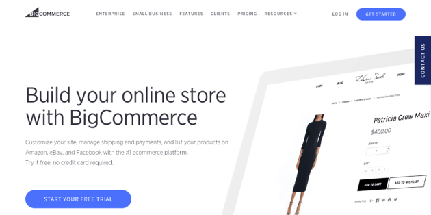 Use BigCommerce to make your online store